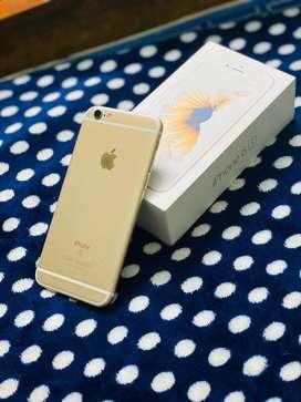 Iphone 6s, Gold, 32 GB