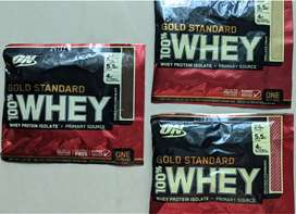 On Gold Standard 100% Whey Protein One Serving Package 30.4 g 1.09 oz