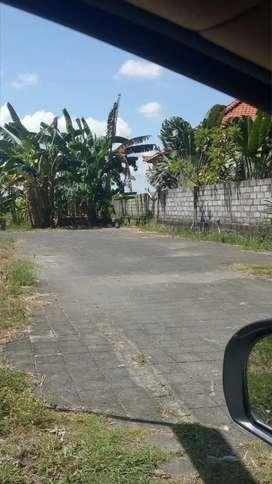 Tanah strategis cocok vila Canggu Bali