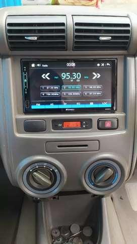 Tape Mobil Sansui Deckless Fullglass Nakamichi
