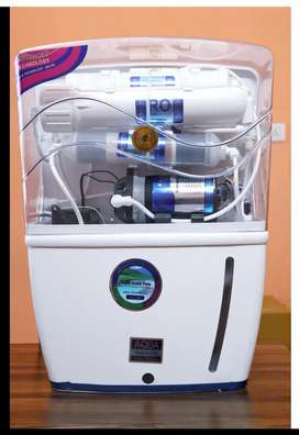 NEW RO WATER PURIFEIR WITH FREE BOWL 13 L