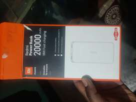 Remi powerbank c type 20000 mah