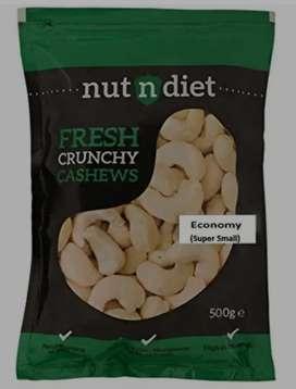 Cashews (Nut n Diet) 500 Gram