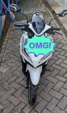 Motor Honda Vario 150 cc