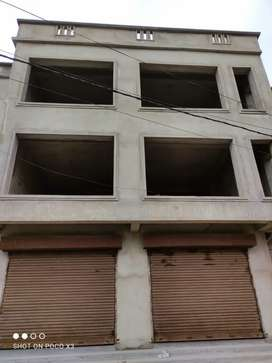 Total 3 floors including a terrace
