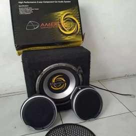audio Ameron original