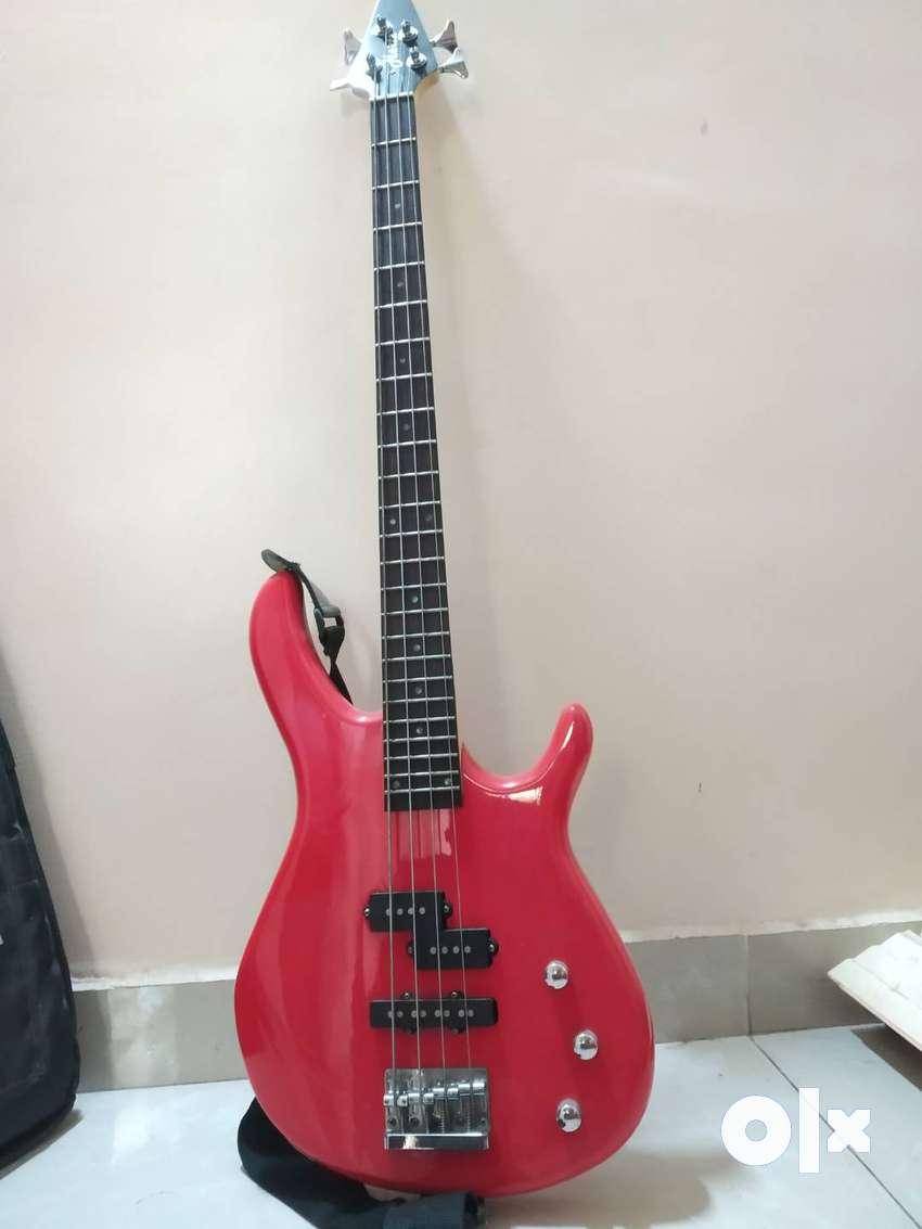 Hertz Electric Bass Guitar