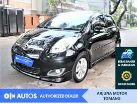 [OLX Autos] Toyota Yaris 2011 1.5 S Limited A/T Hitam #Arjuna Tomang