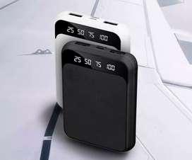 Powerbank Branded 8000 Mah Digital 2 output USB