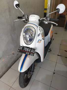 Scoopy esp th 2015 pajak on mesin normal DARMA MOTOR