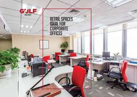 Ready Offices for Sale on 6Months Installments opposite Bharia Headoff