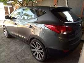 Hyundai new tuchson 2011/2012 matic  mulus luar dalam, km 80ribu.sehat
