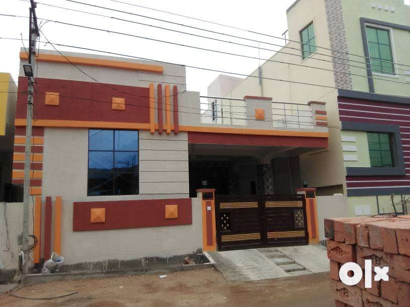 Independent house for Sale in Patelguda West pace,150 yrds 0