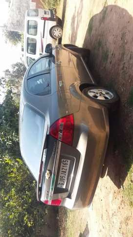 Chevrolet Aveo 2012 Petrol Well Maintained