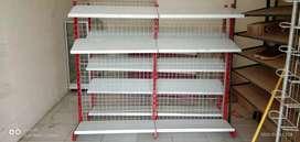 Rak supermarket rak swalayan rak toko moderen