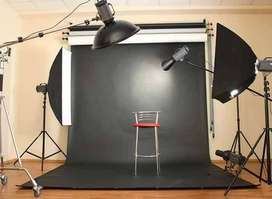 Managing a photo studio