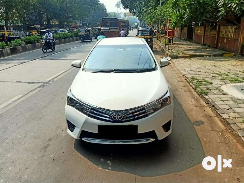 Toyota Corolla Altis G Diesel, 2014, Diesel 0