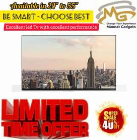 32 inch smart LED TV ||•• Latest operating system, Brand New