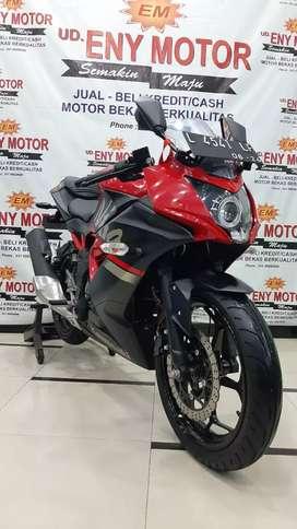 Istimewa Kawasaki Ninja 250 Rr Mono 2019-Ud Eny Motor sda