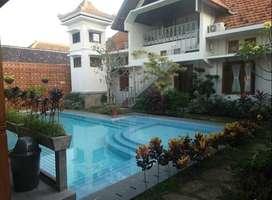Rumah mewah Furnish ada kolam renang di Kraton dkt Malioboro