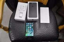 Apple iphone 7 128gb verient new box packed unused handset