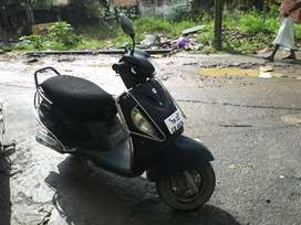 Suzuki access 6 years old, in running condition