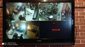 CCTV SPC 2Megapixel Harga all in siap PASANG ! Harga terjangkau