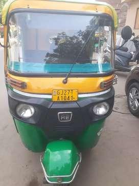 Four stok  auto rishaw