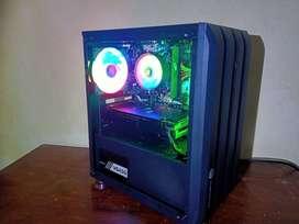 PC GAMING / EDITING Ryzen 5 1400 (RAM 8Gb DDR4 | VGA RX 570 4GB GDDR5)