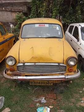 yellow metar taxi 2008