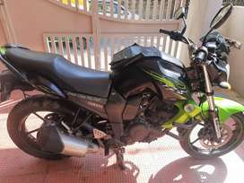 Yamahs fz s single owner