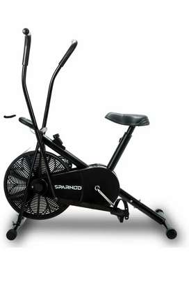 Air bike exercise cycle for sale