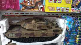 Tank panzer panjang 70 cm lebar 30 special edisi
