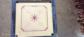 Carrom board size 36×36 Inch