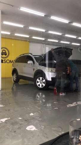 Chevrolet captiva Automatic triptonic