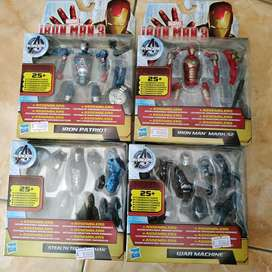 figure iron man 3 assemblers