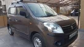 Maruti Suzuki Wagon R 2010-2012 LXI CNG, 2012, Petrol