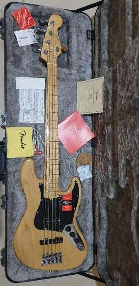 Bass Fender American Profesional 5 string