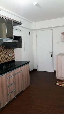 DIJUAL Apartemen Bassura City Lantai 18 1BR FULL FURNISH MEWAH