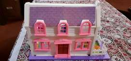Baby doll house