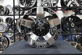 velg mobil ring18 xpander rush terios inova bisa kredit venice medan
