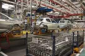 URGENT HIRING in Auto mobile company (JBM)
