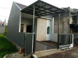 Rumah mewah sederhana dekat bundaran Cibiru Bandung timur
