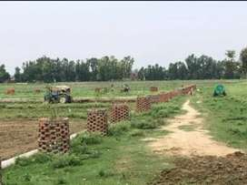 Plot available for sale in Gosaiganj Lucknow Main Market