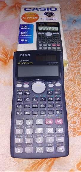 CASIO Scientific Calculator (fx-991MS)