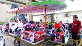 26 kereta panggung MRC bordes murah odong odong kereta mini IIW