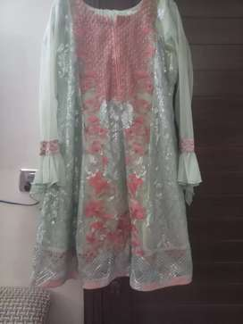 sana safinaz dress on net
