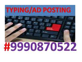 Offline DATA ENTRY Job On Ms.word Only Apply 4000 To 8000 Weekly Pay>