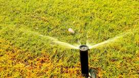 Drip irrigation, sprinklers system,center pivot, laser land leveler..