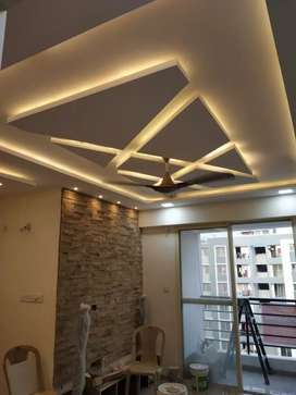 False ceiling & Modular kitchen in Interior Decoration Service...